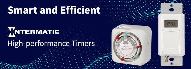 intermatic high-performance timers