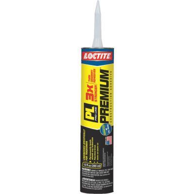 LOCTITE PL Premium 10 Oz. Polyurethane Construction Adhesive
