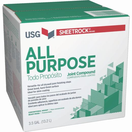 Sheetrock 3.5 Gal. Pre-Mixed All-Purpose Drywall Joint Compound