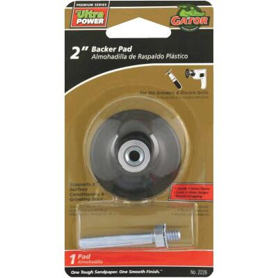Gator 2 In. Sanding Disc Backing Pad