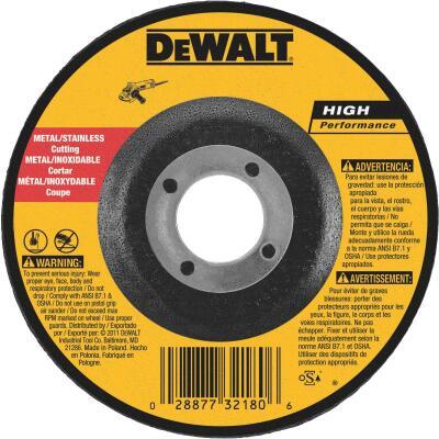 DeWalt HP Type 27, 5 In. Cut-Off Wheel