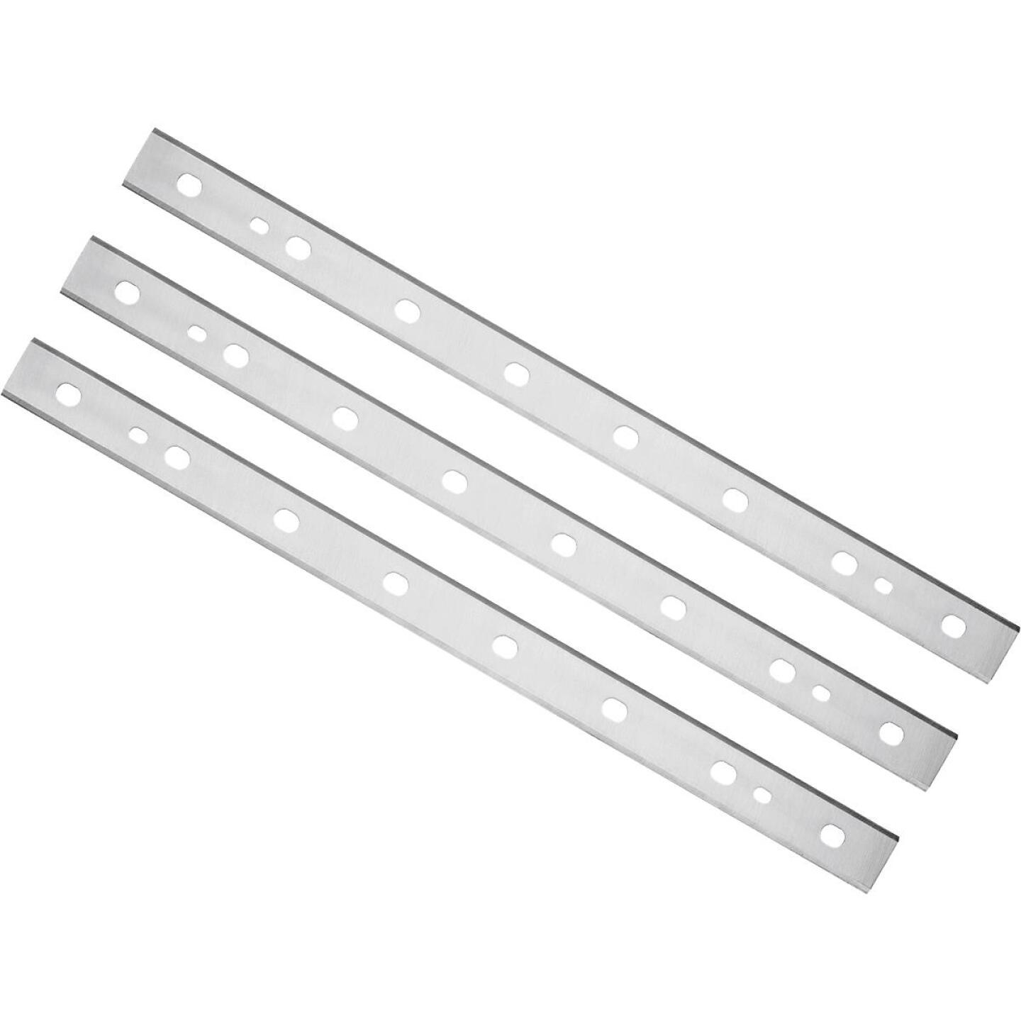 DeWalt 12-1/2 In. High Speed Steel Planer Blade (3-Pack) Image 1