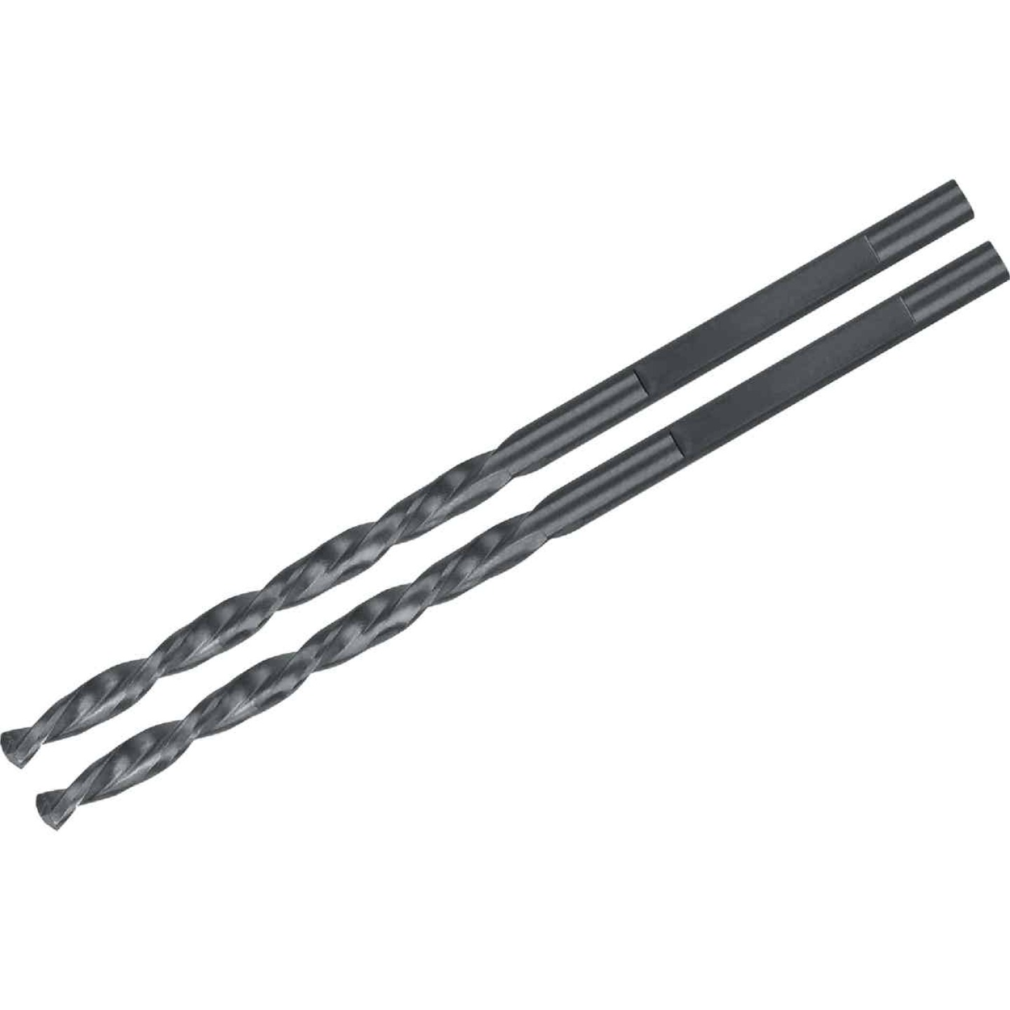 DeWalt #8 Black Oxide Drill & Drive Replacement Drill Bit (2-Pack) Image 1