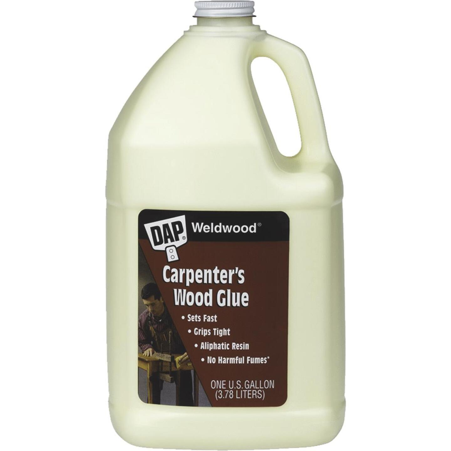 DAP Weldwood 1 Gal. Carpenter's Wood Glue Image 1
