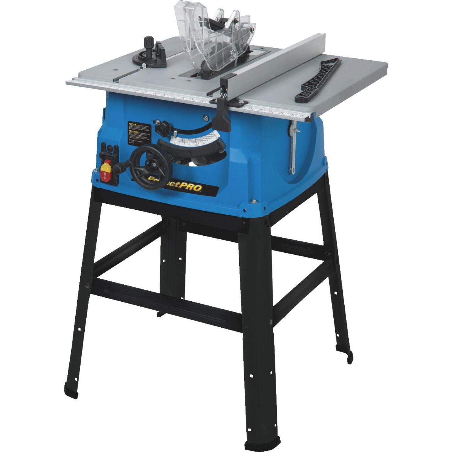 Project Pro 15-Amp 10 In. Table Saw Image 1