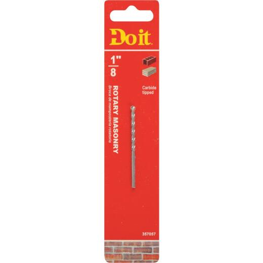 Do it 1/8 In. x 2-1/2 In. Rotary Masonry Drill Bit