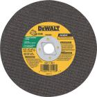 DeWalt HP Type 1, 6-1/2 In. Masonry Cut-Off Wheel Image 1