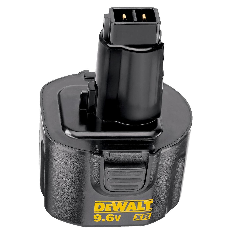 DeWalt 9.6 Volt XR Nickel-Cadmium 1.7 Ah Tool Battery Image 1
