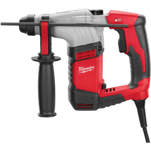 Milwaukee 5/8 In. SDS-Plus Keyless 5.5-Amp Electric Rotary Hammer Drill