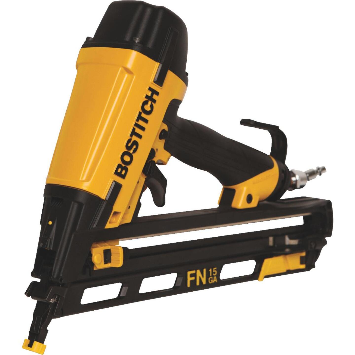 Bostitch 15-Gauge 2-1/2 In. Angled Finished Nailer Image 4