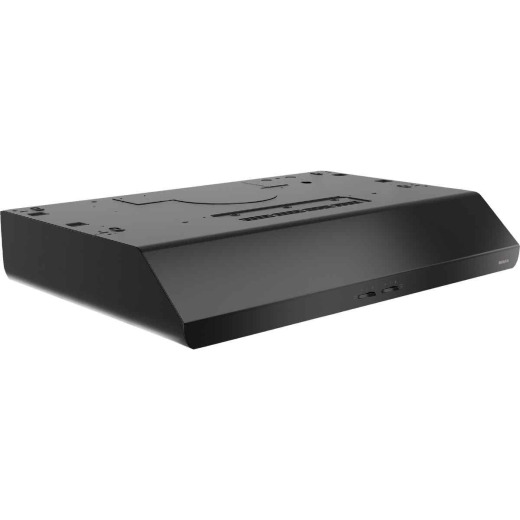 Broan Sahale 30 In. Convertible Black Range Hood