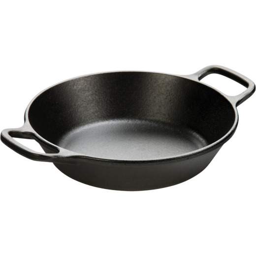 Lodge 8 In. Dual Handle Cast Iron Skillet