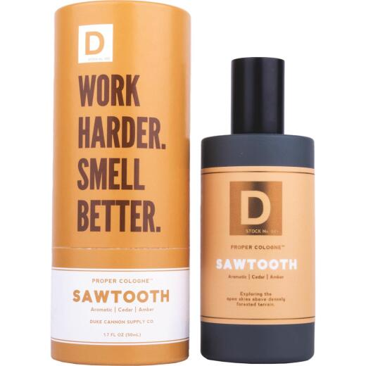 Duke Cannon 1.7 Oz. Sawtooth Liquid Proper Cologne