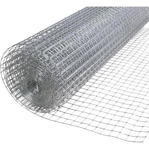 Do it Utility 36 In. H. x 25 Ft. L. (1x1) Galvanized Welded Wire Fence