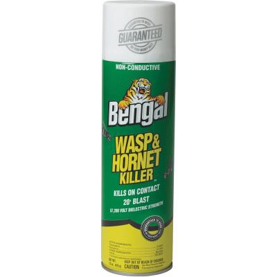 Bengal Wasp & Hornet Killer, 15 Oz.