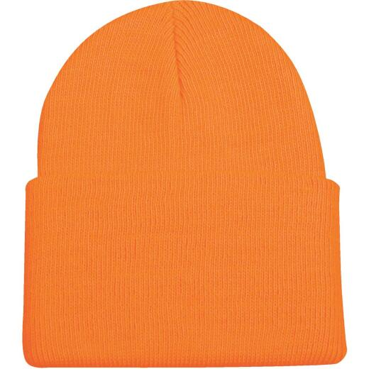 Outdoor Cap Blaze Orange Cuffed Sock Cap