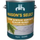 Duckback Mason's Select Clear Gloss Concrete Sealer, 1 Gal. Image 1